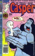 Casper the Friendly Ghost (1958 3rd Series Harvey) 218