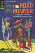 Beep Beep the Road Runner (1966 Gold Key) 53