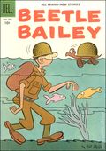 Beetle Bailey (1956-1980 Dell/King/Gold Key/Charlton) 7