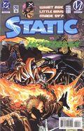 Static (1993 DC) 20