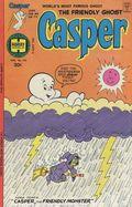 Casper the Friendly Ghost (1958 3rd Series Harvey) 193