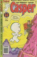 Casper the Friendly Ghost (1958 3rd Series Harvey) 203