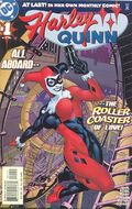 Harley Quinn (2000) 1DF.SIGNED.B