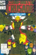 Infinity Crusade (1993 Marvel) 1DF.SIGNED