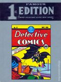 Famous First Edition Detective Comics (1974) DC Treasury Edition C-28HARDCOVER