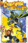 Cyberfrog vs. Creed (1997) 1A