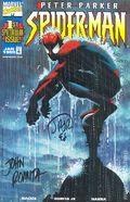 Peter Parker Spider-Man (1999) 1DFSIGNEDA