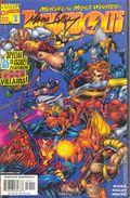 Thunderbolts (1997 Marvel) 25DF.SIGNED