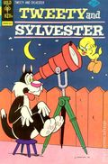 Tweety and Sylvester (1963 Gold Key) 42