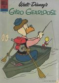 Gyro Gearloose (Dell 1962) 1