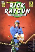 Adventures of Rick Raygun and Quasi-Nodoze (1986) 4