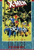 X-Men Days of Future Present TPB (1991 Marvel) 1-1ST
