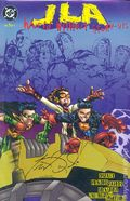 JLA World Without Grown-Ups (1998) 1DF.SIGNED
