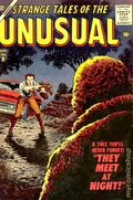 Strange Tales of the Unusual (1955 Atlas) 9