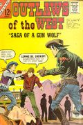 Outlaws of the West (1957 Charlton) 44