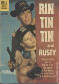 Rin Tin Tin (1954-1957 Dell) 34