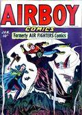 Airboy Comics (1945-1953 Hillman) Vol. 2 #12