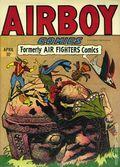 Airboy Comics (1945-1953 Hillman) Vol. 3 #2
