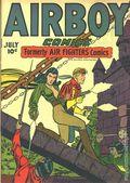Airboy Comics (1945-1953 Hillman) Vol. 3 #6