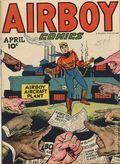 Airboy Comics (1945-1953 Hillman) Vol. 4 #3