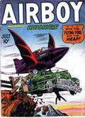 Airboy Comics (1945-1953 Hillman) Vol. 4 #6