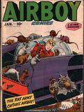 Airboy Comics (1945-1953 Hillman) Vol. 5 #12