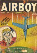 Airboy Comics (1945-1953 Hillman) Vol. 8 #2