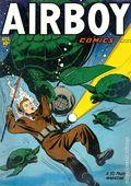 Airboy Comics (1945-1953 Hillman) Vol. 8 #7