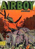 Airboy Comics (1945-1953 Hillman) Vol. 8 #12
