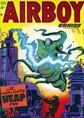 Airboy Comics (1945-1953 Hillman) Vol. 10 #1