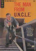 Man from U.N.C.L.E. (1965 Gold Key) 2