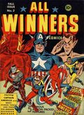 All Winners Comics (1941) 2