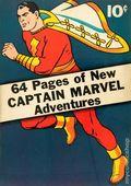 Captain Marvel Adventures (1941-1953 Fawcett) 1
