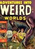 Adventures into Weird Worlds (1952-1954 Marvel/Atlas) 1