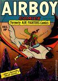 Airboy Comics (1945-1953 Hillman) Vol. 2 #11