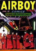 Airboy Comics (1945-1953 Hillman) Vol. 3 #5