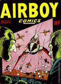 Airboy Comics (1945-1953 Hillman) Vol. 3 #10