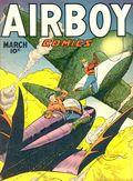 Airboy Comics (1945-1953 Hillman) Vol. 4 #2