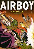 Airboy Comics (1945-1953 Hillman) Vol. 4 #7