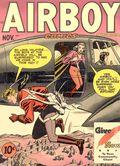 Airboy Comics (1945-1953 Hillman) Vol. 4 #10