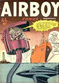 Airboy Comics (1945-1953 Hillman) Vol. 5 #1