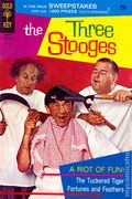 Three Stooges (1960 Dell/Gold Key) 45