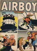 Airboy Comics (1945-1953 Hillman) Vol. 5 #3