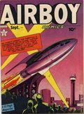 Airboy Comics (1945-1953 Hillman) Vol. 6 #8