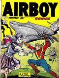 Airboy Comics (1945-1953 Hillman) Vol. 6 #11