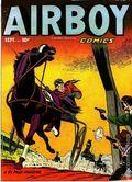 Airboy Comics (1945-1953 Hillman) Vol. 8 #8