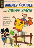 Barney Google and Snuffy Smith (1964 Gold Key) 1