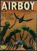 Airboy Comics (1945-1953 Hillman) Vol. 8 #10