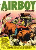 Airboy Comics (1945-1953 Hillman) Vol. 9 #4