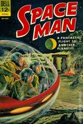 Space Man (1962-1972 Dell) 6